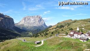 P16 [AUG-2015] Passo Gardena, am ajuns in varf