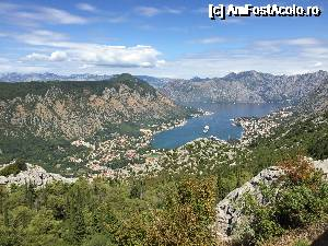 P03 [AUG-2015] Golful Kotor - vedere din Parcul National Lovcen