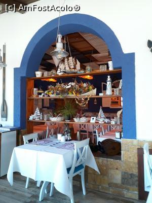 """P07 <small>[FEB-2020]</small> Restaurantul Blue Acqua-Faleza Mamaia. Curat, primitor, colorat in nuantele vacantei!  » foto by Floria  -  <span class=""""allrVoted glyphicon glyphicon-heart hidden"""" id=""""av1150559""""></span> <a class=""""m-l-10 hidden"""" id=""""sv1150559"""" onclick=""""voting_Foto_DelVot(,1150559,0)"""" role=""""button"""">șterge vot <span class=""""glyphicon glyphicon-remove""""></span></a> <a id=""""v91150559"""" class="""" c-red""""  onclick=""""voting_Foto_SetVot(1150559)"""" role=""""button""""><span class=""""glyphicon glyphicon-heart-empty""""></span> <b>LIKE</b> = Votează poza</a> <img class=""""hidden""""  id=""""f1150559W9"""" src=""""/imagini/loader.gif"""" border=""""0"""" /><span class=""""AjErrMes hidden"""" id=""""e1150559ErM""""></span>"""