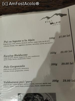 "P35 <small>[DEC-2020]</small> Restaurant Vila Alpin din Straja, Jud. Hunedoara, meniul » foto by Dana2008  -  <span class=""allrVoted glyphicon glyphicon-heart hidden"" id=""av1211811""></span> <a class=""m-l-10 hidden"" id=""sv1211811"" onclick=""voting_Foto_DelVot(,1211811,0)"" role=""button"">șterge vot <span class=""glyphicon glyphicon-remove""></span></a> <a id=""v91211811"" class="" c-red""  onclick=""voting_Foto_SetVot(1211811)"" role=""button""><span class=""glyphicon glyphicon-heart-empty""></span> <b>LIKE</b> = Votează poza</a> <img class=""hidden""  id=""f1211811W9"" src=""/imagini/loader.gif"" border=""0"" /><span class=""AjErrMes hidden"" id=""e1211811ErM""></span>"